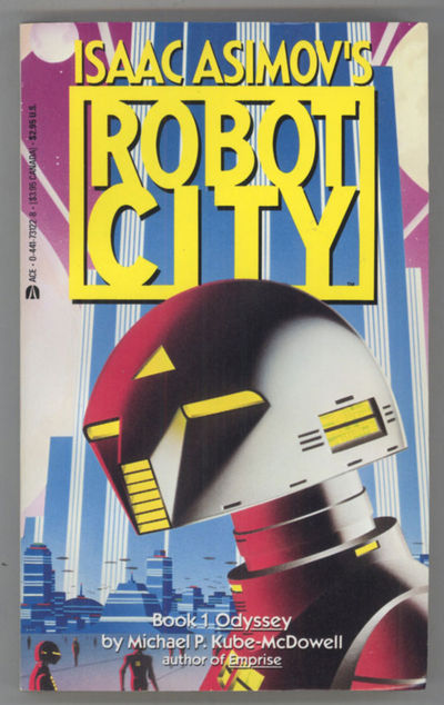 New York: Ace Books, 1987. Octavo, pictorial wrappers. First edition. Ace 73122. Book one of