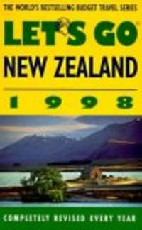 Let's Go 98 New Zealand (Annual)