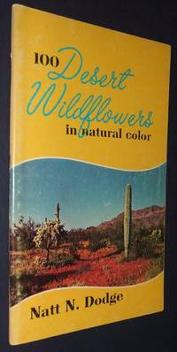 image of 100 Desert Wildflowers in Natural Color