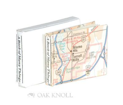 (Spartanburg, SC): Kitemaug Press, 1982. paper-covered boards, paper spine label, slipcase. Miniatur...