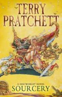 Sourcery by Terry Pratchett - Paperback - 1989-03-06 - from Books Express (SKU: 0552131075n)