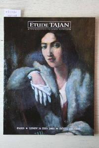 Vente 26 Juin 2000 : Tableaux, Dessins et Sculptures Des XIXe et XXe  Siècles. by  PARIS  ETUDE - DROUOT - from Frits Knuf Antiquarian Books (SKU: 79780)