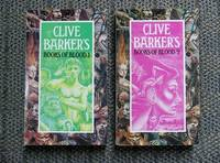 image of CLIVE BARKER'S BOOKS OF BLOOD VOLUME I and VOLUME II.  (VOLUMES 1 & 2)