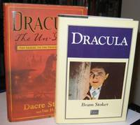 "Dracula (the classic) (with) Dracula: The Un-Dead: The Sequel To The Original Classic   -(two hard covers, the original classic ""Dracula"" with the sequel ""Dracula: The Un-Dead"")-"