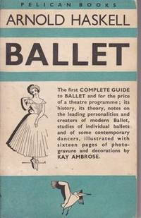 BALLET. ILLUSTRATED BY KAY AMBROSE.