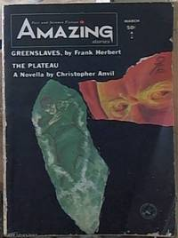 image of Amazing Stories; March 1965, Volume 139, Number 3
