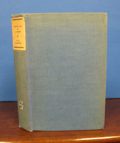 Boston: Houghton Mifflin, 1919. 1st edition. INSCRIBED. Lt blue library binding; paper spine label. ...