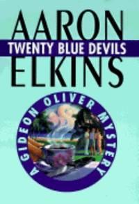 Twenty Blue Devils by Aaron Elkins - Hardcover - 1997 - from ThriftBooks (SKU: G0892964677I4N00)