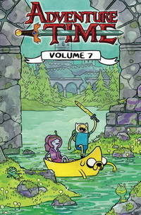 image of Adventure Time: v.7
