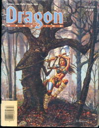 Dragon Magazine #167 March 1991