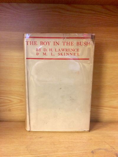 London: Martin Secker, 1924. First Edition, First Printing. Hardcover. Octavo, 369 pg; VG-/G+; spine...
