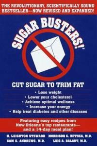 Sugar Busters! : Cut Sugar to Trim Fat