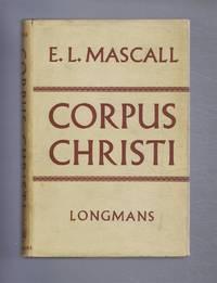 image of Chorpus Christi, Essays on The Church and the Eucharist