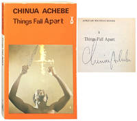 Things Fall Apart by  Chinua Achebe - Paperback - Signed - 1984 - from Carpetbagger Books, IOBA (SKU: 2510)