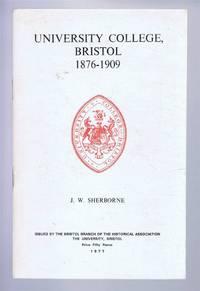 University College, Bristol 1876-1909