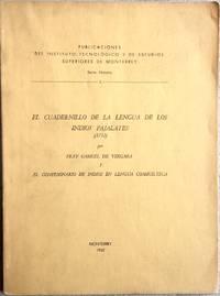 EL CUADERNILLO DE LA LENGUA DE LOS INDIOS PAJALATES (1732) POR FRAY GABRIEL DE VERGARA Y EL CONFESONARIO DE INDIOS EN LENGUA COAHUILTECA