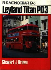 Leyland Titan PD3 (Bus Monographs S.)