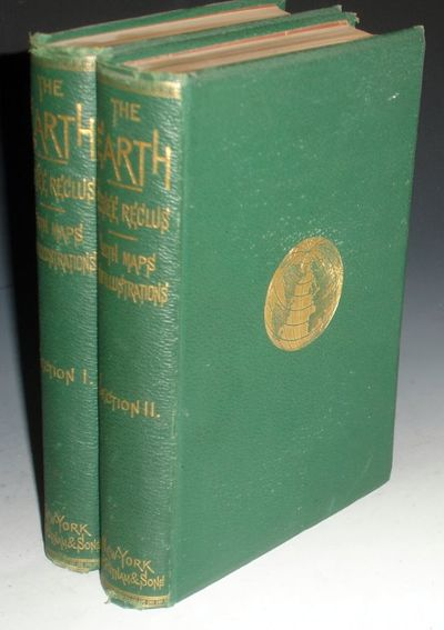 New Ywork: Putnam's, 1871. Octavo. xi, 666 pages (continuous paging), 230 maps inserted within the t...
