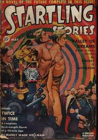 "image of STARTLING Stories: May 1940 (""Twice in Time"")"