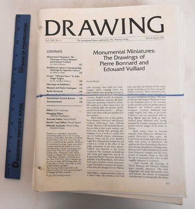 New York, NY: The Drawing Society, 1992. Softcover. G, All issues have foxing on page edges and slig...