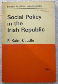 Social Policy in the Irish Republic