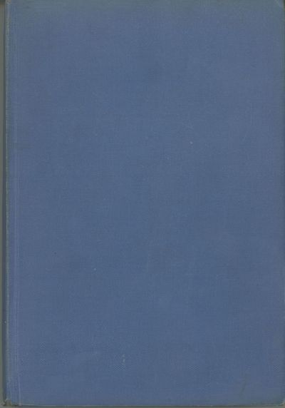 New York: Jonathan Cape Harrison Smith, 1931. Octavo, pp. 3-228, frontispiece, blue cloth stamped in...