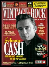 VINTAGE ROCK - Issue 19 - September October 2015 by  Richard (editor) Flynn - Paperback - First Edition - 2015 - from W. Fraser Sandercombe and Biblio.com
