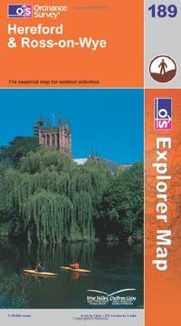 Hereford and Ross-on-Wye (Explorer Maps) (OS Explorer Map) by Ordnance Survey - Paperback - from World of Books Ltd and Biblio.com