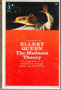 The Madman Theory by  Ellery (aka: Jack Vance) Queen - 2nd Printing - 1967 - from John Thompson and Biblio.com