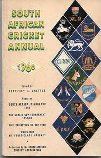 South African Cricket Annual 1960 (Volume 8)