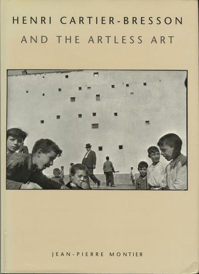 Boston: Bullfinch Press, 1996. First edition. Cartier-Bresson, Henri. Folio, 327 pp., 299 illustrati...