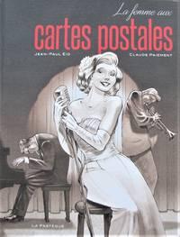image of La femme aux cartes postales