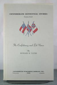 The Confederacy and Zeb Vance