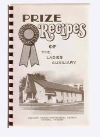 Prize Recipes of the Ladies Auxiliary by Not Stated - Paperback - 1981 - from Riverwash Books and Biblio.com