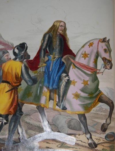 Firenze: David Passigli, 1845-6. First Edition. Full Morocco. Near Fine. Uncommon title with 100 bri...