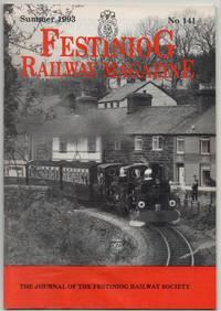Festiniog Railway Magazine Summer 1993 No.141