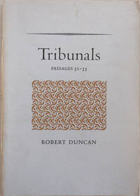 Tribunals Passages 31 - 35