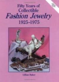 image of Fifty Years Of Fashion Jewelry 1925-1975