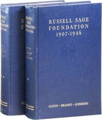 Russell Sage Foundation, 1907-1946 by  and F. Emerson Andrews  Lilian Brandt - First Edition - 1947 - from Lorne Bair Rare Books and Biblio.com