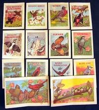 Miniature Bird-Watching Book Set: 14 titles (1941) by John H. Eggers - Paperback - 1941 - from Hang Fire Books, IOBA and Biblio.com