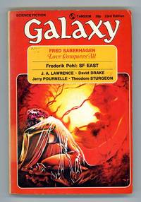 Galaxy Science Fiction Vol 35 No.11 by  James (Editor) Baen - Paperback - 1st Edition - 1974 - from Andmeister Books (SKU: 004838)