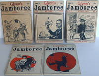 image of Glynn's Jamboree. The Magazine That's Like the Kernel of a Nut - All Meat. 5 issues April, July, August, December, 1922, (Vol. 1 Nos. 1,2,3,6); January, 1923; (Vol. II No. 7).