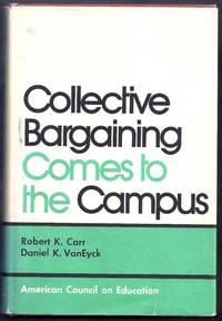 Collective Bargaining Comes to the Campus