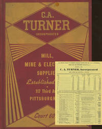 C.A. Turner Inc.: Mill, Mine & Electrical Supplies; Catalog No. 37