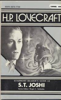 image of H. P. LOVECRAFT - Starmont Reader's Guide 13