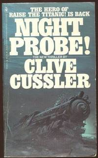 NIGHT PROBE, Cussler, Clive