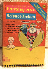 THE MAGAZINE OF FANTASY AND SCIENCE FICTION January 1975