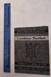 View Image 1 of 2 for Condition: Excellent - A Catalogue of a Special Exhibition of Paintings Notable for Their State of P... Inventory #181961