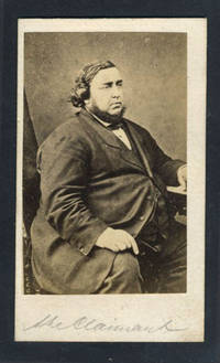 The Tichborne Claimant carte de visite by Photograph - Ca. 187? - from Antipodean Books, Maps & Prints and Biblio.co.uk