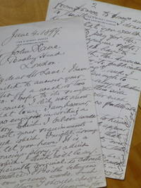 """image of Autograph Letter Signed, to """"My dear Mr [John] Lane."""""""